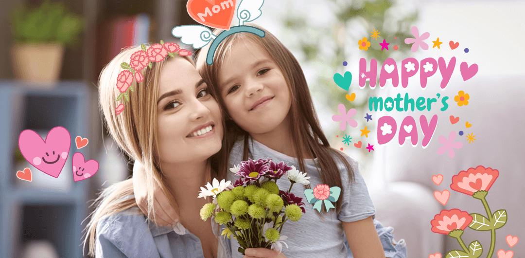 sticker: Love Mom image